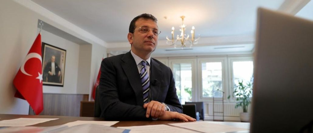 Istanbul dialogue between imamoglu and kerry