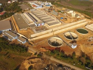 istanbul gets new drinking water treatment plant