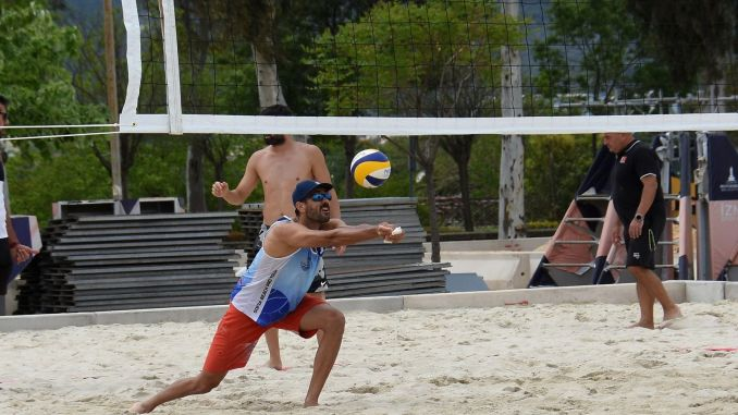 izmir beach volleyball championship starts in pearl in may