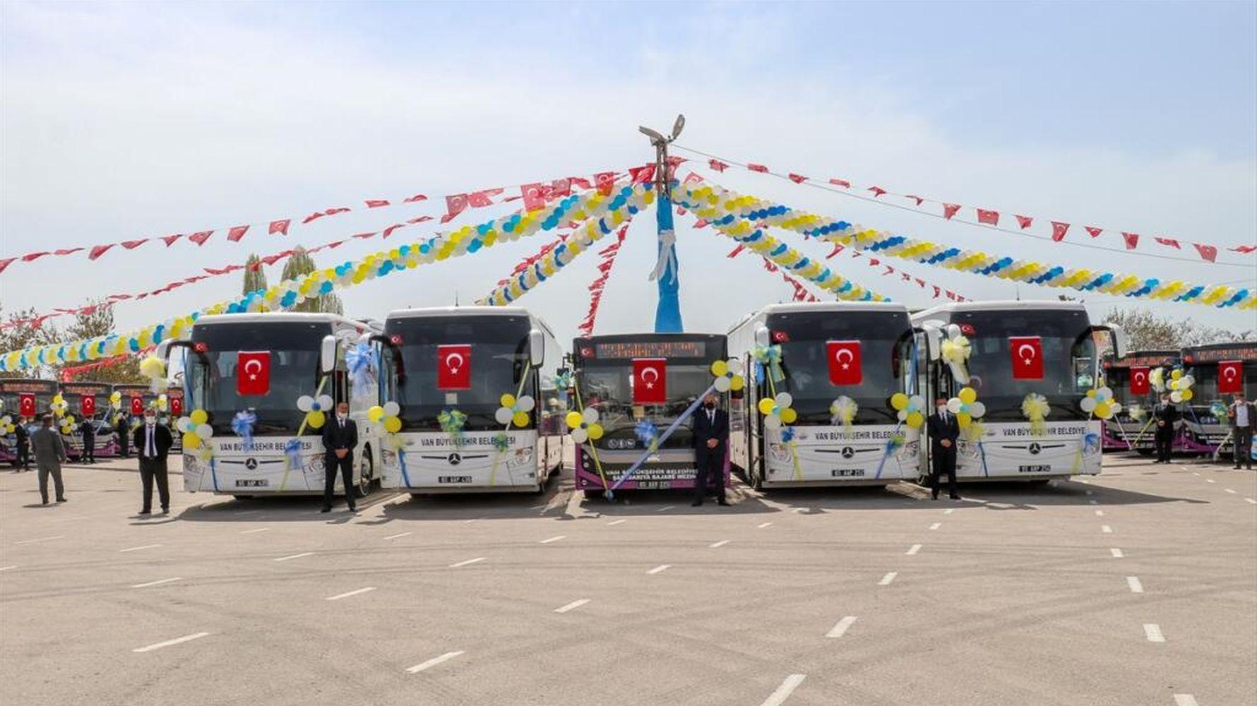 Kapikoy van bus services start