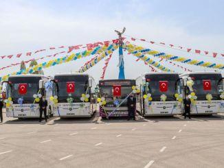 Ξεκινούν οι υπηρεσίες Kapikoy van bus