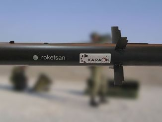 rudal anti-tank karaok memasuki inventaris