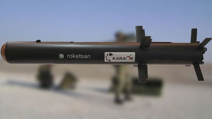 karaok anti-tank missile enters inventory
