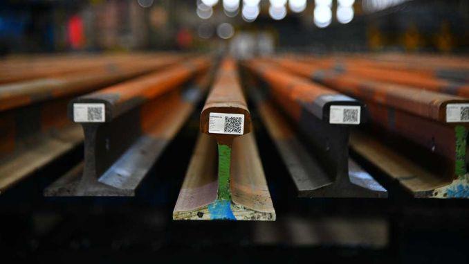 بدأت كارديمير تصدير السكك الحديدية إلى أفغانستان