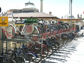 konyada iki katli yeni nesil bisiklet parklari hizmete sunuldu