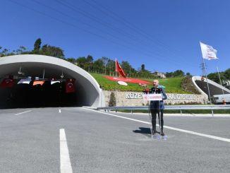 La dernière partie du projet d'autoroute nord de Marmara s'ouvre demain