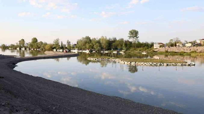 melet irmagi will become a touristic area