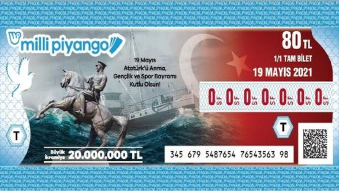 big jackpot in national lottery may special check million tl