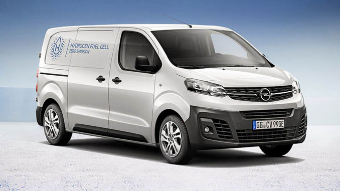 Opel offers a range of more than a kilometer with its new model