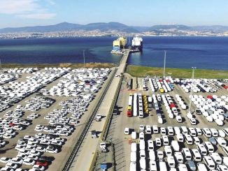 automotive exports were billion dollars in april
