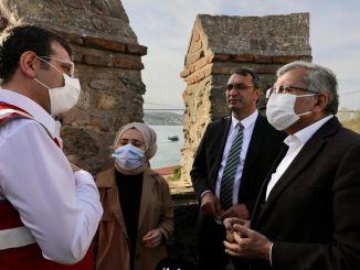 Sono iniziati i lavori di restauro a Rumeli e nella fortezza anatolica