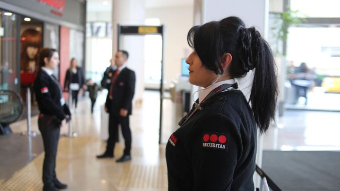 securitas makes a difference in the sector with unimpeded security