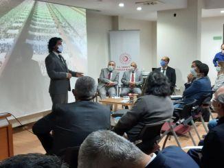 Πραγματοποιήθηκε συνάντηση έκτακτης ανάγκης του Serka Kars Logistics Center
