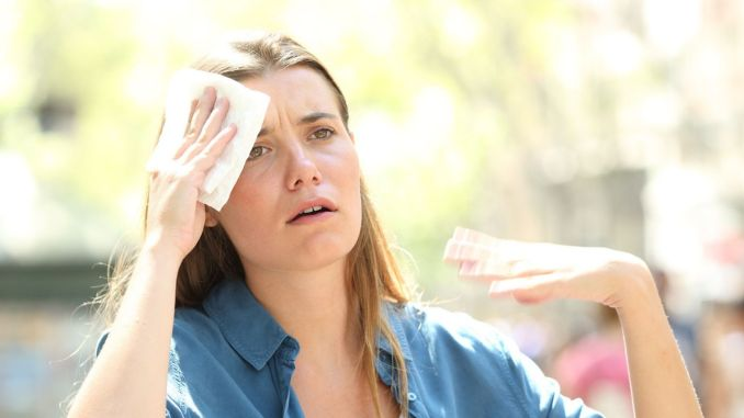 hot weather can trigger heart disease