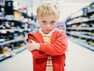 Möglichkeiten, ein wütendes Kind zu beruhigen