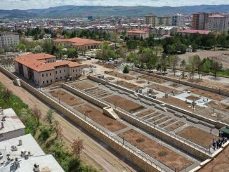 Il museo della scuola industriale di Sivas si prepara all'emergenza