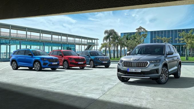 skoda auto released its first quarter report