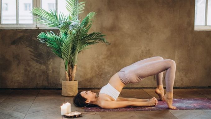 reduce your stress level with yoga pilates and meditation