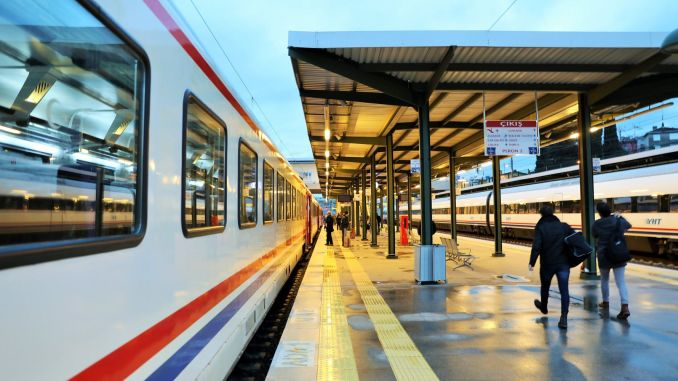 additional yht expedition from tcdd to mayista from ankara to istanbul