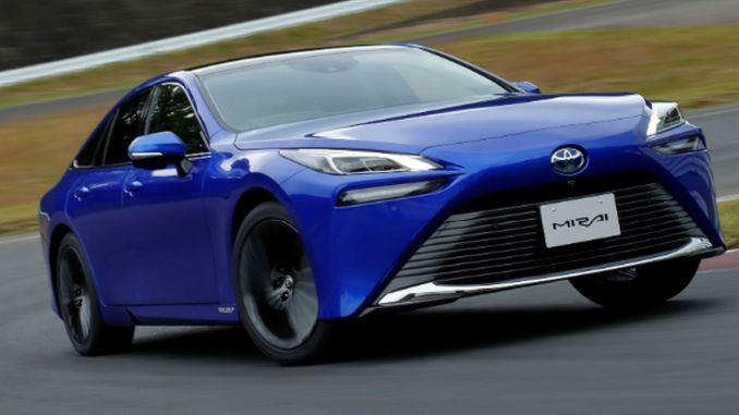 Toyota carries its leadership in hybrid vehicles to zero-emission vehicles