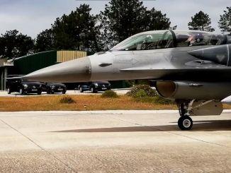 เครื่องบินรบ fd ของตุรกีเข้ามาแทนที่เพื่อฝึกซ้อมนาโต้