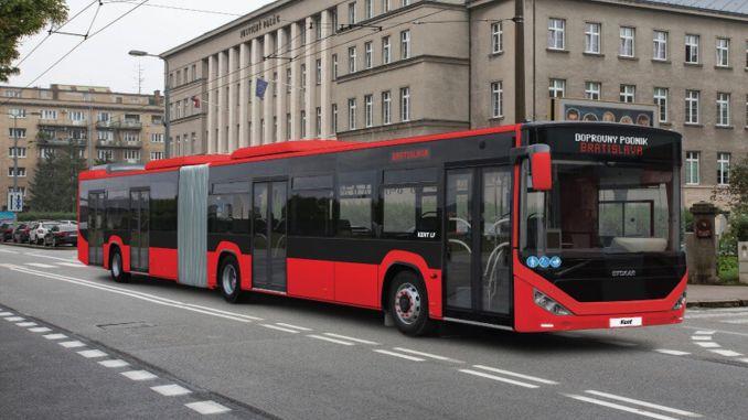 ستقوم العلامة التجارية التركية الرائدة Otokar بتصدير الحافلات إلى سلوفاكيا