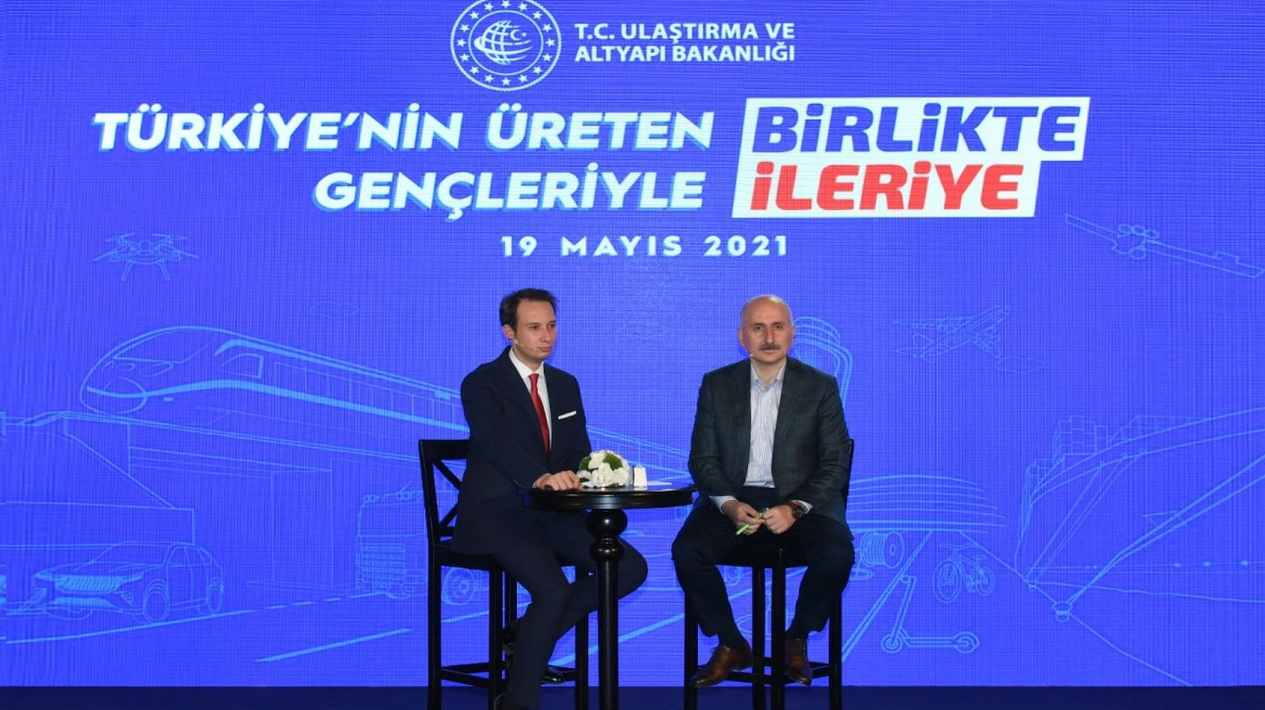transport minister talked about karaismailoglu channel istanbul project
