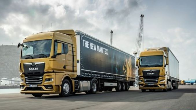 new man truck generation won awards