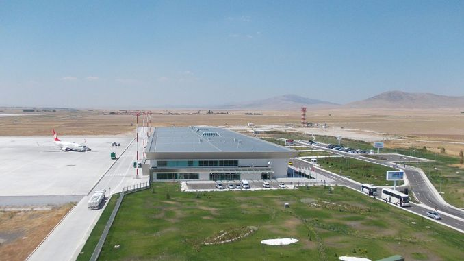 victory airport closed the first quarter of the year with passengers