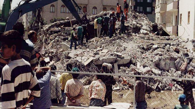 أصبحت منطقة جيهان في أضنة شخصًا في زلزال أوسلو المركزي