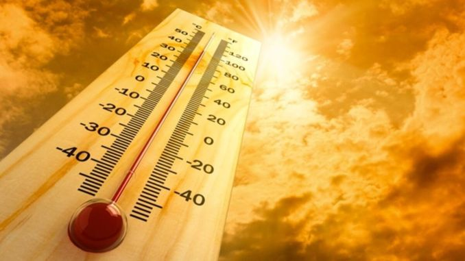People Became In Istanbul Because Of The Extreme Heat