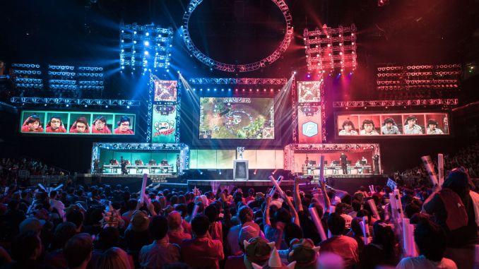 Die Zahl der E-Sports-Spieler in China wird auf eine Million steigen