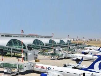 Flüge am Flughafen Diyarbakir neu gestartet