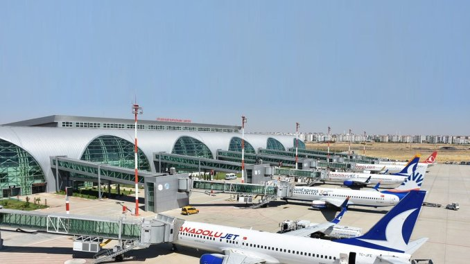 Flights Restarted at Diyarbakir Airport