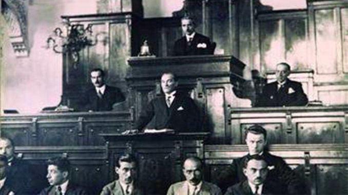 의회에서 승인 된 하타이 국가의 독립