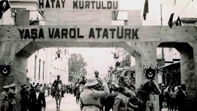 تمت الموافقة على انضمام هاتاي إلى تركيا بالإجماع