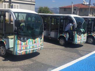 আইবিবি দ্বীপপুঞ্জের জন্য নতুন বৈদ্যুতিক যানবাহন কিনবে