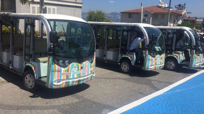 IBB bo kupila nova električna vozila za otoke