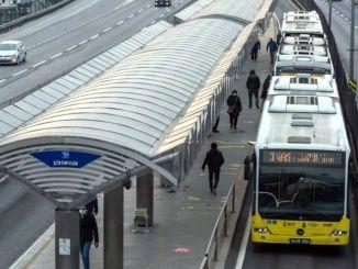 Истгоҳҳои Metrobus
