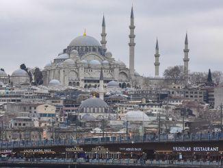 Suleymaniye-moskeen