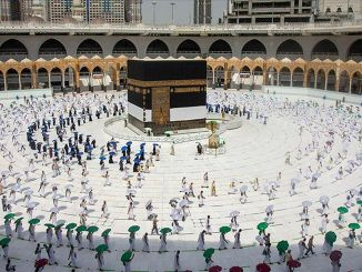 Hajj Decision From Saudi Arabia Will Allow Only Its Citizens