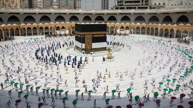 사우디 아라비아의 Hajj 결정은 시민 만 허용합니다