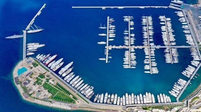 En anden første fra Yalikavak Marina, Tyrkiets stolthed