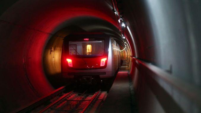 بيان صحفي من أنقرة بويوك شهير حول إنشاءات المترو