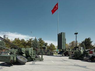 アセルサンの新しい防空システムの注文
