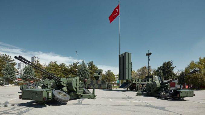 aselsana new air defense system order