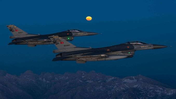 New generation friendly enemy recognition system from asselsan to all f block aircraft