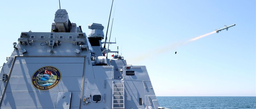 hawk anti-ship missile hit the ship target with full accuracy