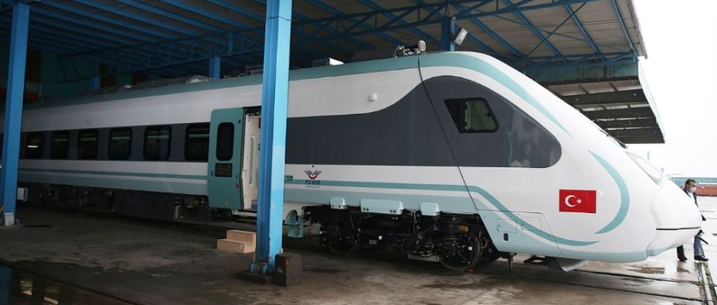the minister announced that the national electric train is being put into service this year