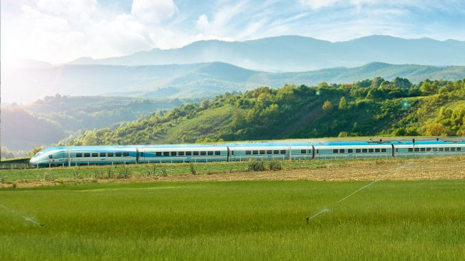 Will the bursa high-speed train project end by the year?